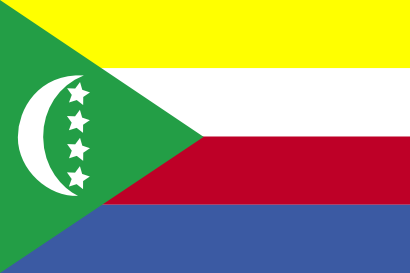 Download free flag comoros country icon