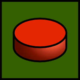 Download free red green diagram icon