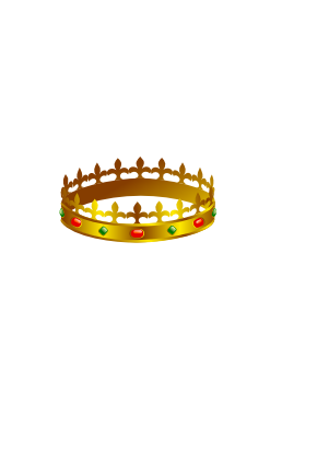 Download free crown king queen icon