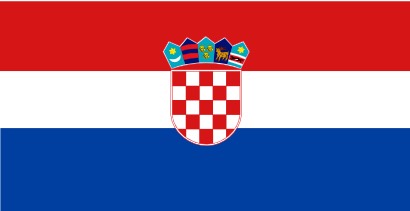 Download free flag croatia country icon