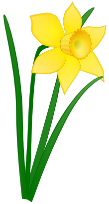 Download free yellow flower icon