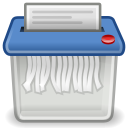 Download free sheet delete icon