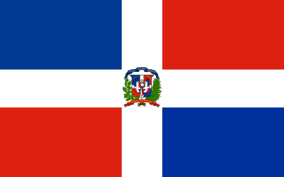 Download free flag republic dominican country icon