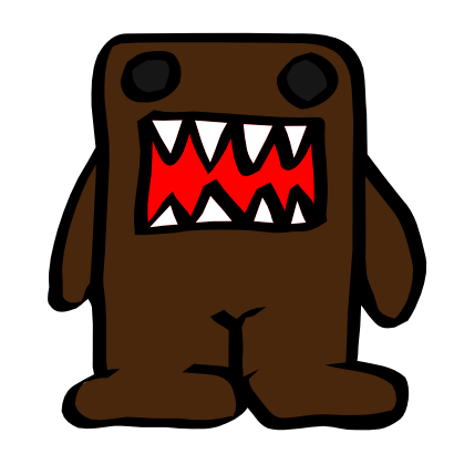 Download free brown tooth mouth icon