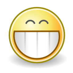 Download free face smiley smile icon