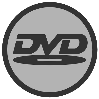 Download free grey round disk cd dvd icon