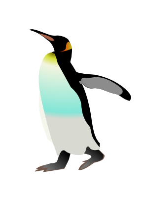 Download free animal penguin icon