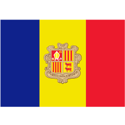 Download free flag andorra icon