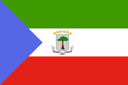 Download free flag country equatorial guinea icon