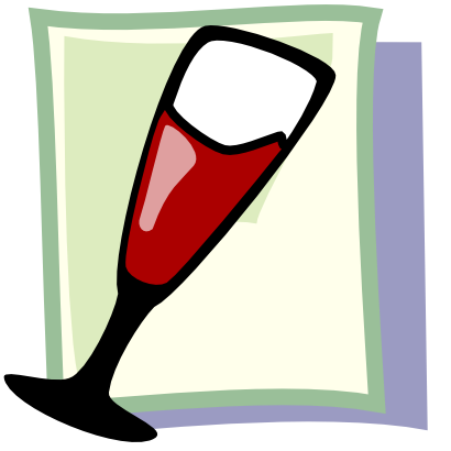 Download free sheet food glass liquid wine icon