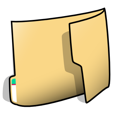 Download free brown folder icon