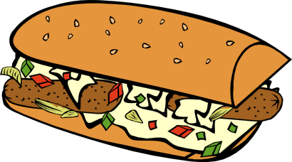 Download free food sandwich icon