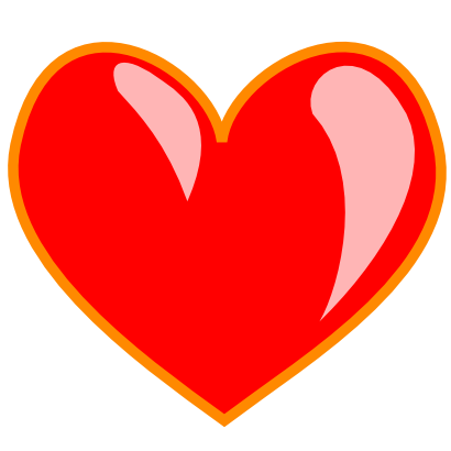 Download free heart red icon