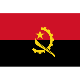 Download free flag angola icon