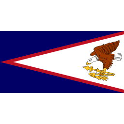 Download free flag samoa american icon