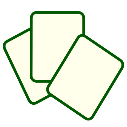 Download free sheet green rectangle icon