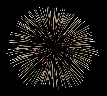 Download free fire white explosion fireworks icon