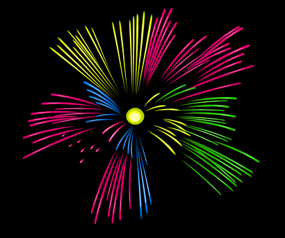 Download free fire explosion fireworks icon