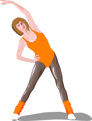 Download free human woman sport person icon