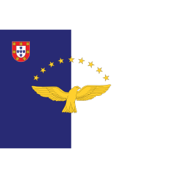 Download free flag azores icon