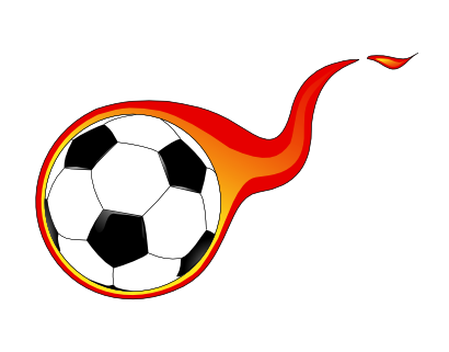 Download free balloon flame sport soccer icon