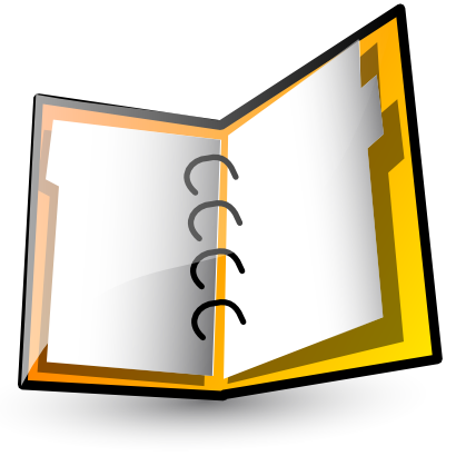 Download free book folder icon