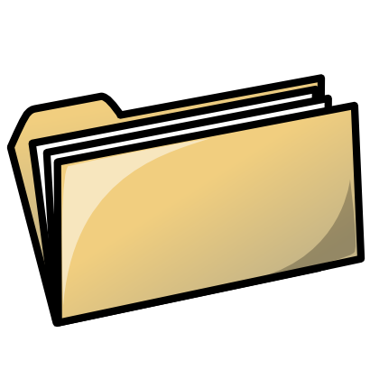 Download free sheet folder icon