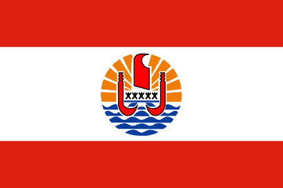 Download free flag france polynesia icon