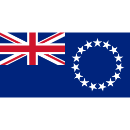 Download free flag island cook islands icon