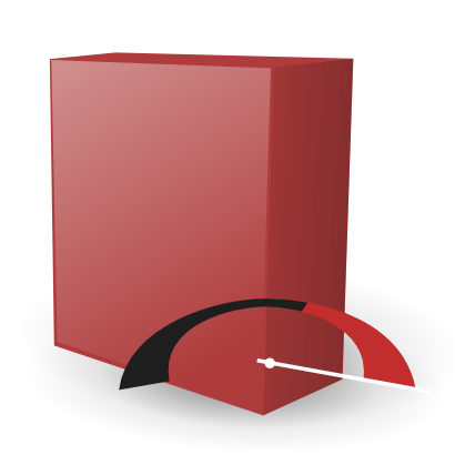 Download free red linux icon