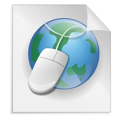 Download free internet earth mouse ocean continent planet icon