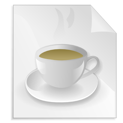 Download free food cup coffee icon