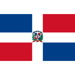 Download free flag republic dominican icon