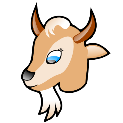 Download free animal goat icon