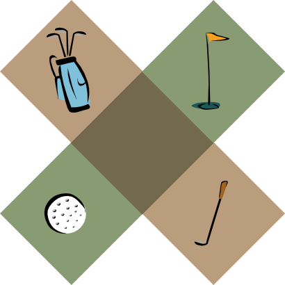 Download free flag golf sport ball icon