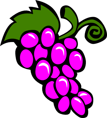 Download free food grapes fruit icon