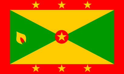 Download free flag grenada country icon