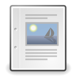 Download free office sheet document icon