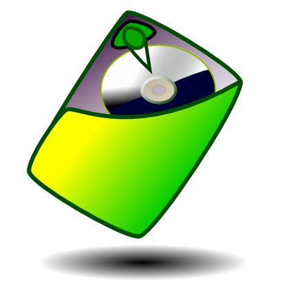 Download free disk storage icon