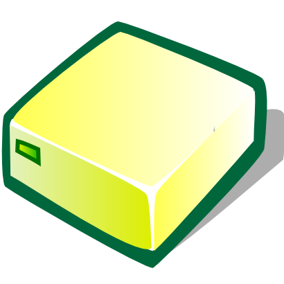 Download free computer disk icon