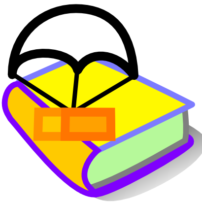 Download free book parachute icon