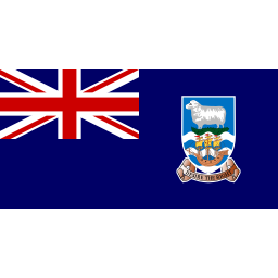 Download free flag island falkland islands icon
