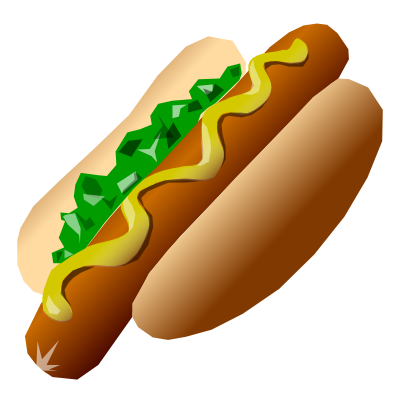 Download free food sandwich sausage icon