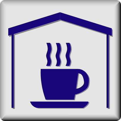 Download free food drink house cup coffee icon