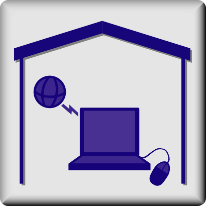 Download free mouse computer house icon