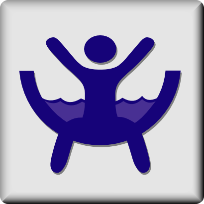 Download free human sport pool leisure icon
