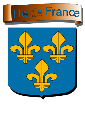 Download free france flower coat of arms icon