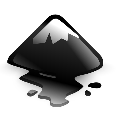 Download free draw black stain ink icon