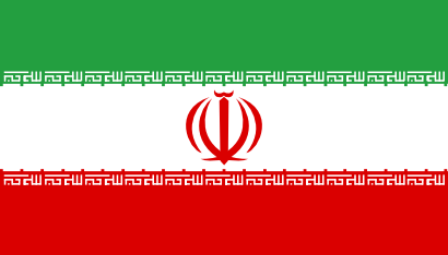 Download free flag iran country icon