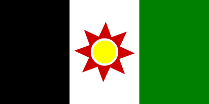 Download free flag iraq country icon